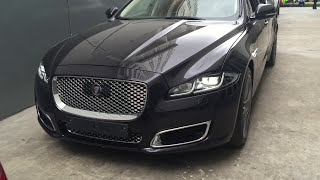 Download 2017 Jaguar XJL 5.0 Liters V8 Supercharged Autobiography Review | 0908045001 Video