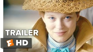 Download Diary of a Chambermaid Official Trailer 1 (2016) - Léa Seydoux, Vincent Lindon Movie HD Video