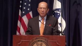 Download U.S. Secretary of Commerce Wilbur Ross Addresses Commerce Department Employees Video
