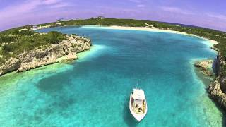 Download Fast Boating from Miami to Bahamas, Nortech 340 Sport Triple Verado Video