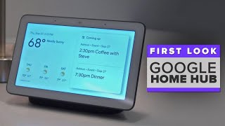 Download Google Home Hub first look Video