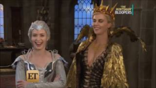 Download Charlize Theron & Emily Blunt Video