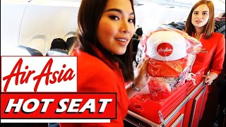 Download HOT SEAT   Air Asia A320 to Kuala Lumpur Video