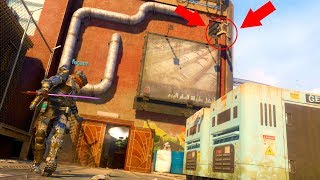 Download EXTREMELY SNEAKY GLITCH HIDING SPOT!!! HIDE N' SEEK ON BLACK OPS 3 Video