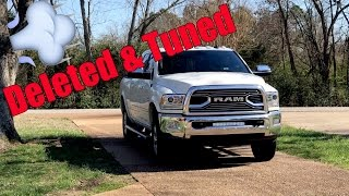 Download Deleted and Tuned 2017 Cummins Ram 2500 Laramie Longhorn Video