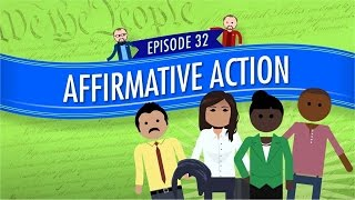 Download Affirmative Action: Crash Course Government and Politics #32 Video