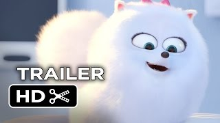 Download The Secret Life of Pets Teaser TRAILER 1 (2016) - Jenny Slate, Ellie Kemper Animated Movie HD Video