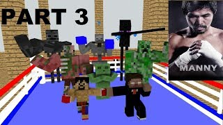 Download Monster School : GRANNY, GRANDPA & FNAF (Recovery&Training) Part 3 - Minecraft Animation (Pacquiao) Video