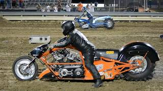Download Galot Top Fuel Motorcycle Dirt Drags '2018 Video