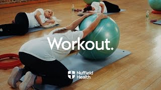 Download Prenatal Mobility Workout | Nuffield Health Video