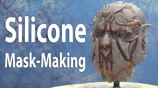 Download Silicone Mask Making - Casting Process Video