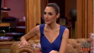 Download Gal Gadot - INTERVIEW - The new ″Wonder Woman″ - Fast & Furious 6 - HUFFINGTON POST HUFFPOST LIVE Video