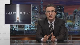 Download Prisoner Re-entry: Last Week Tonight with John Oliver (HBO) Video