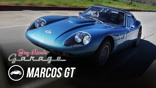Download 1971 Marcos GT - Jay Leno's Garage Video