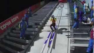 Download Deutschland Skispringen Teamwettkampf - Olympia Sotschi - 17.02.14 - Highlights 2. Durchgang Video