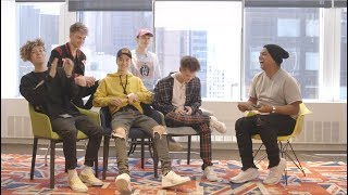 Download Why Don't We: Daniel and Jack go speechless when Corbyn sings a love song to... Video