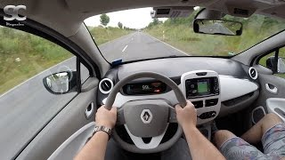 Download Renault ZOE (2016) on German Country Roads - POV Test Drive Video