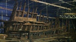 Download Le ″Pompéi″ de Portsmouth: l'épave du Mary Rose et ses trésors Video