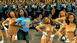 Download Southern University Marching Band   Crew by Goldlink   Bayou Classic 2017   4K Video