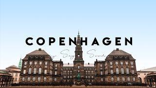 Download Copenhagen - Aerial Drone View Video