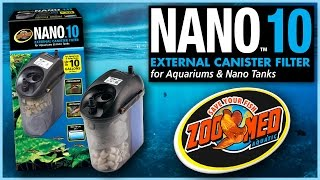 Download Zoo Med Nano™ 10 External Canister Filter Video