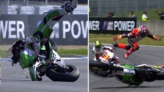 Download MotoGP™ 2014 Biggest crashes Video