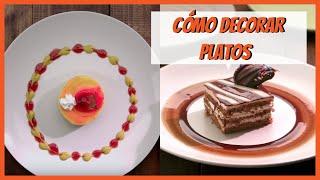 Download Cómo decorar platos para servir | Trucos de cocina | VIX Video