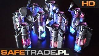 Download Najlepsza Zapalniczka Odrzutowa JET (palnik) 3XT2000C Slim-Jet BigJet od safetrade.pl Video