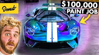 Download Why It's ILLEGAL to Paint a Ford GT This Color | Bumper 2 Bumper Video
