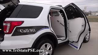 Download 2018 Ford Utility Police K9 Builds for West Chester Police Dept. (qty. 2) Video