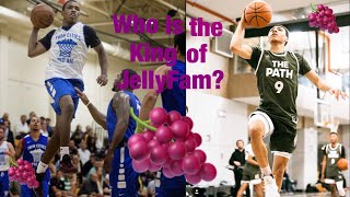 Download Isaiah Washington vs Jahvon Quinerly Who is the King of JellyFam? 🍇 Video