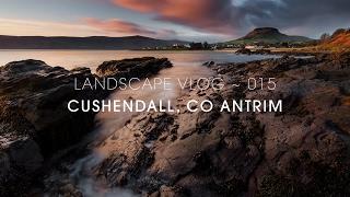 Download Landscape Vlog 15 - Cushendall, Co Antrim Video