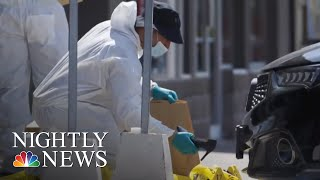 Download Explosion In Toronto-Area Restaurant Leaves At Least 15 Injured, Manhunt Underway | NBC Nightly News Video