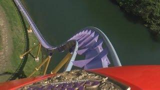 Download Apollo's Chariot (On-Ride) Busch Gardens Williamsburg Video