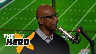 Download Eric Dickerson on what happened with Jeff Fisher | THE HERD (FULL INTERVIEW) Video