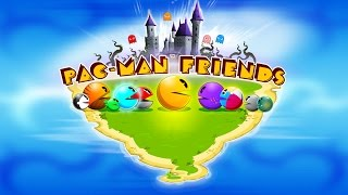 Download PAC-MAN Friends - iOS / Android - HD Gameplay Trailer Video