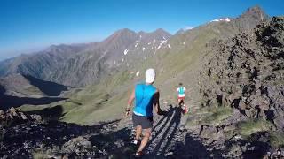 Download Kilian Jornet incredible downhill comapedrosa skyrace in a record pace Video