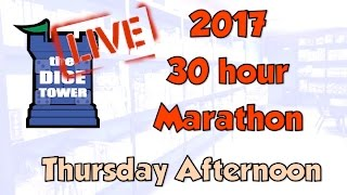 Download DICE TOWER 2017 30 Hour Marathon: Thursday Afternoon Video