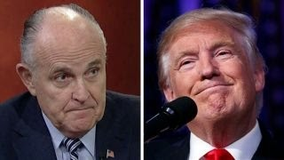 Download Rudy Giuliani discusses Trump's possible cabinet choices Video