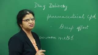 Download Novel Drug Delivery Systems Video