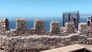 Download Turkey - Alanya Castle (Alanya Kalesi) Video