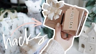 Download Gift Wrapping Hacks You NEED To Try This Christmas | DIY Present Wrapping ad Video
