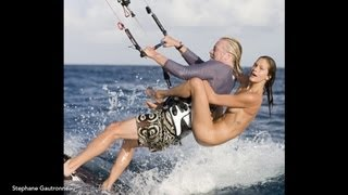 Download Richard Branson: Here's The Story Behind My Naked Model Kitesurfing Photo Video