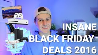 Download Best Tech Deals for Black Friday 2016! Video