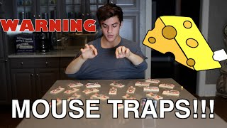 Download Not My Arms Challenge: MOUSE TRAP EDITION! // Dolan Twins Video