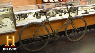 Download Pawn Stars: World War II Military Bicycle (Season 15) | History Video