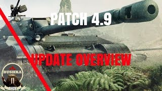 Download Patch 4 9 Update Overview World of Tanks Blitz Video