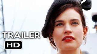 Download The Guernsey Literary and Potato Peel Pie Society Official Trailer #1 (2018) Lily James Movie HD Video