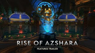 Download Rise of Azshara Features Trailer – Arriving June 25! Video