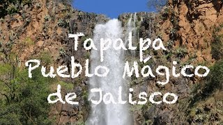Download Tapalpa Pueblo Mágico de Jalisco Video